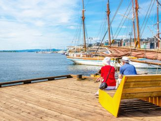 Norway best pensions system