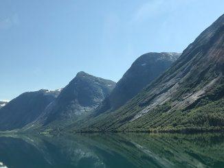 Norway hills